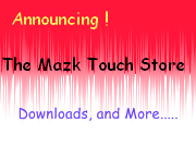The Mazk Touch Store